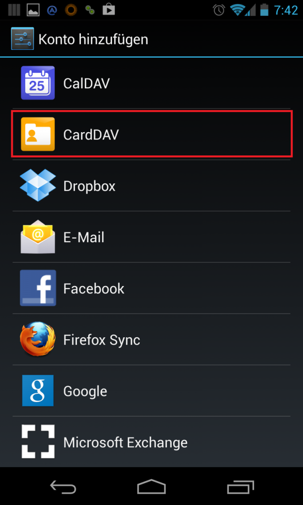 Android_CardDav_02