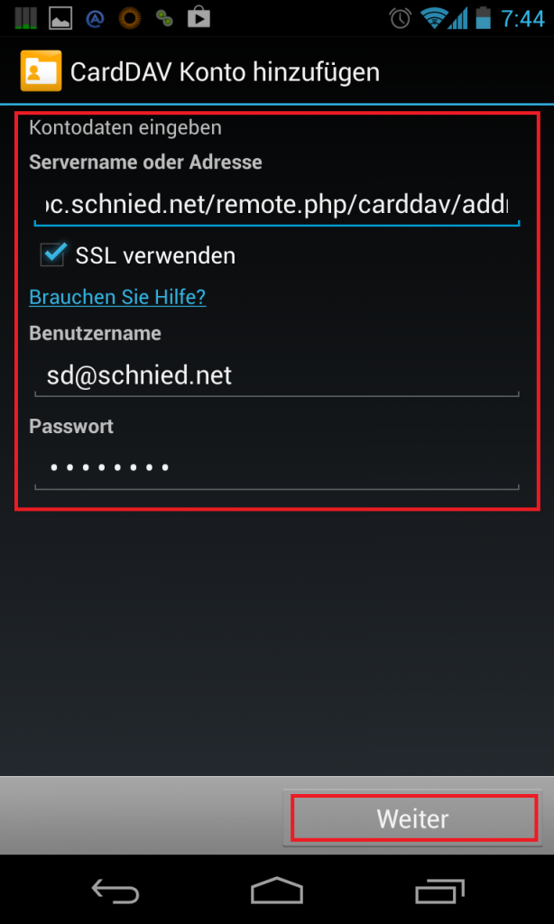 Android_CardDav_03