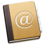 Adressbuch mit Apple's Adressbuch App nutzen