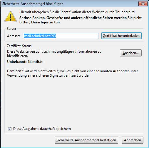 Thunderbird_SSL_Fehlermeldung1